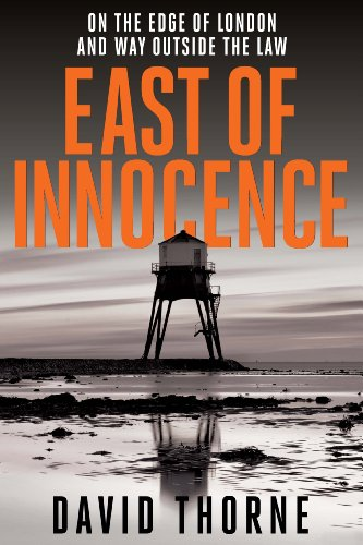 9781782392200: East of Innocence (Daniel Connell Series)