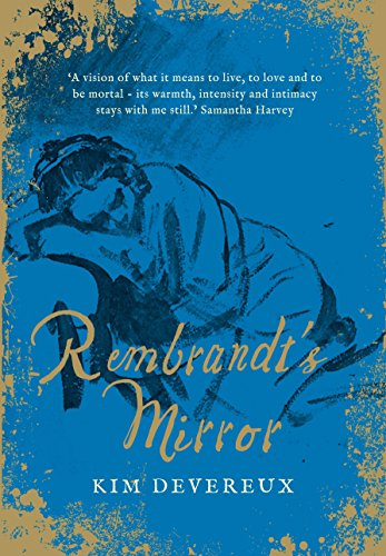 REMBRANDT'S MIRROR - SIGNED & PRE-PUBLICATION DATED FIRST EDITION FIRST PRINTING WITH GOLD ...