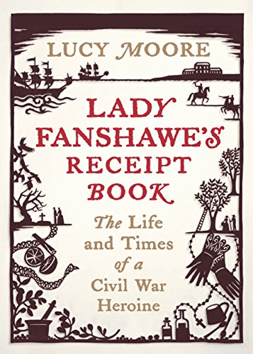 Lady Fanshawe's Receipt Book: Lucy (Author) Moore