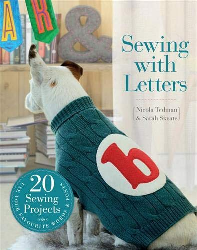 9781782400875: Sewing with Letters: 20 Sewing Projects