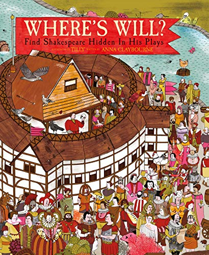 9781782402282: Where's Will: Find Shakespeare Hidden in His Plays