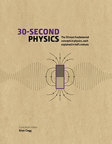 9781782403128: 30-Second Physics: The 50 most fundamental concepts in physics, each explained in half a minute