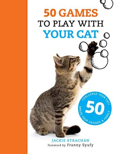 50 Games to Play with Your Cat: Jackie Strachan