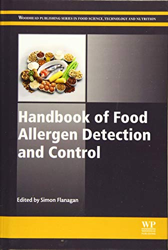 9781782420125: Handbook of Food Allergen Detection and Control (Woodhead Publishing Series in Food Science, Technology and Nutrition)