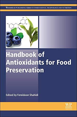 Handbook of Antioxidants for Food Preservation: Fereidoon Shahidi