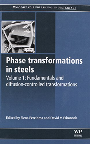 9781782421481: Phase Transformations in Steels