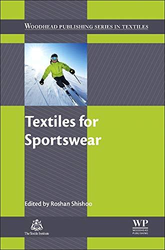 Textiles for Sportswear: Roshan Shishoo