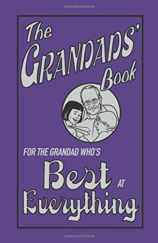 9781782432609: The Grandad's Book: For The Grandad Who's Best at Everything