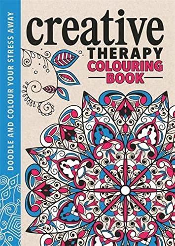 9781782433002: Creative Therapy Colouring Book