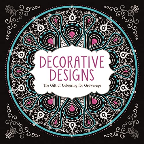 9781782433439: Decorative Designs (Creative Colouring/Grown Ups)