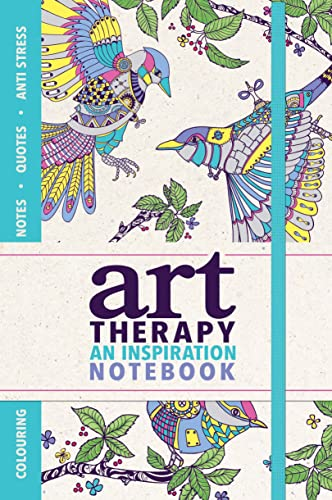 9781782434375: Art Therapy: An Inspiration Notebook