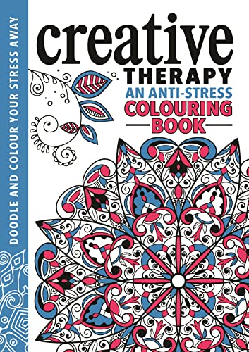 9781782434443: The Creative Therapy Colouring Book