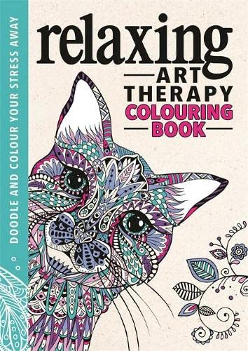9781782434993: Relaxing Art Therapy