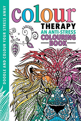 9781782435136 Colour Therapy An Anti Stress Colouring Book