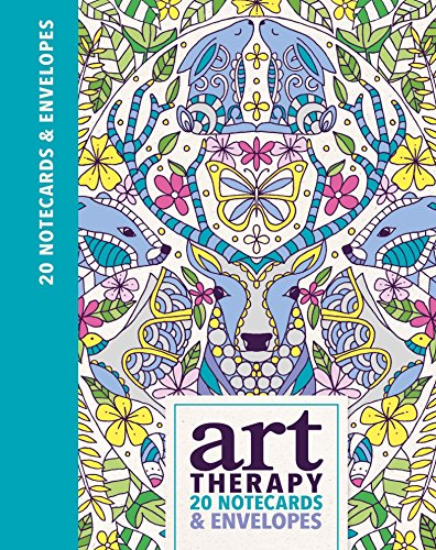 9781782435297: Art Therapy Notecards (Drawing)