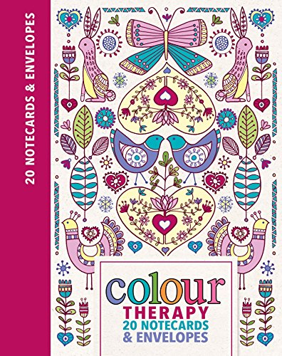 9781782435303: Colour Therapy Notecards