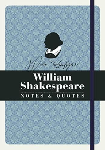 9781782435419: William Shakespeare: Notes & Quotes