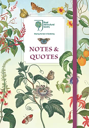 The Royal Horticultural Society Notes and Quotes: Michael O'Mara Books