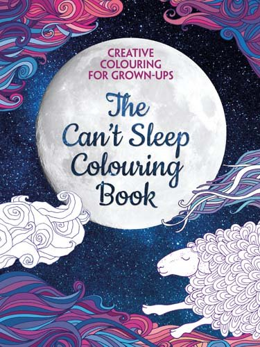 9781782436041: The Can't Sleep Colouring Book (Mini): Creative Colouring for Grown-ups