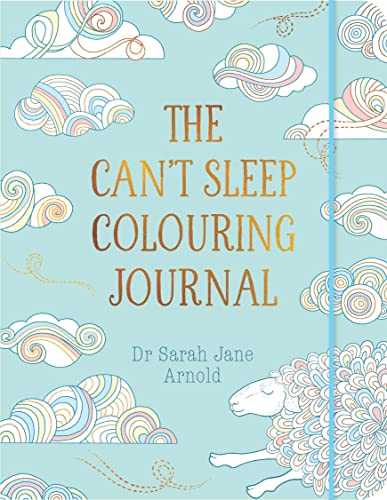 9781782436249: The Can't Sleep Colouring Journal