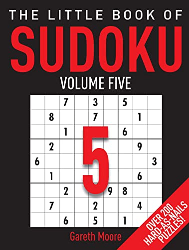 The Little Book of Sudoku 5: Moore, Dr. Gareth