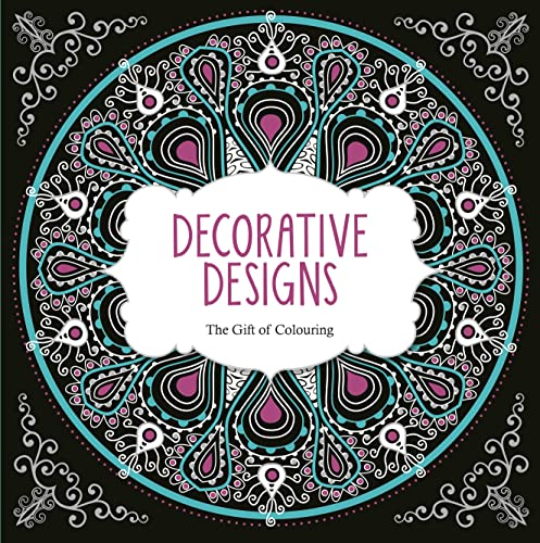 9781782436928: Decorative Designs: The Gift of Colouring