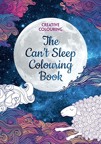 9781782437017: The Can't Sleep Colouring Book