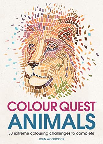 9781782437130: Colour Quest Animals (Colouring Books)
