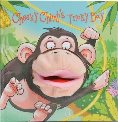 9781782441922: Cheeky Chimp's Tricky Day (Hand Puppet Books)