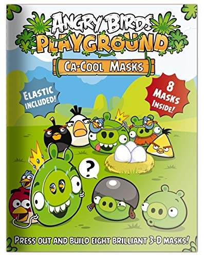 9781782441977: Angry Birds Ca-Cool Masks