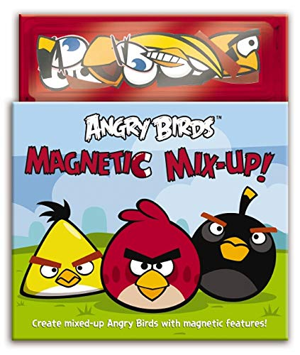 9781782441984: Magnetic Mix-Up! (Angry Birds)