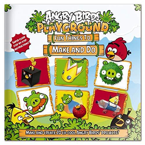 Fun Things to Make and Do (Angry Birds): Lambert, Nat