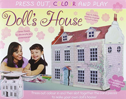 9781782442714: Doll's House (Press Out, Colour and Play)