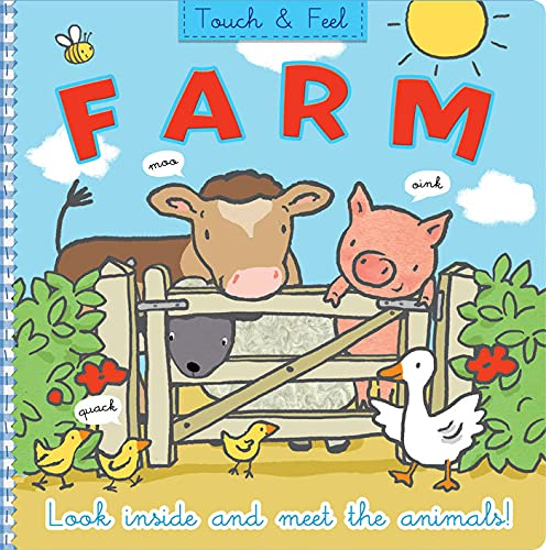 Farm (Touch & Feel): Mandy Stanley