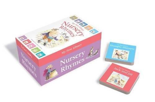 9781782444060: My First Library Box Set Nursery Rhymes