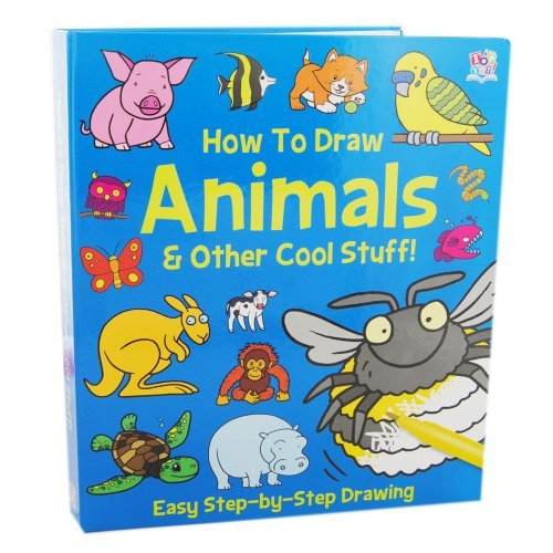 9781782444091: How To Draw Animals And Other Cool Stuff