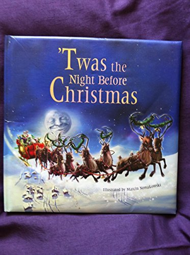 9781782444152: Twas the Night Before Christmas