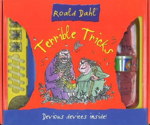 9781782444343: Roald Dahl Terrible Tricks Box Set