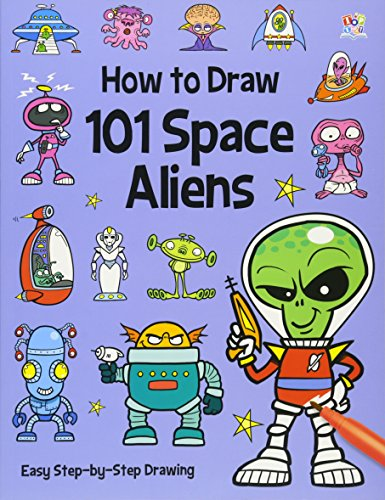 How to Draw 101 Space Aliens: Barry Green
