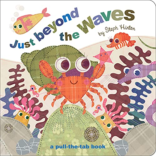 9781782445012: Just Beyond the Waves (Pull-the-Tab Books)