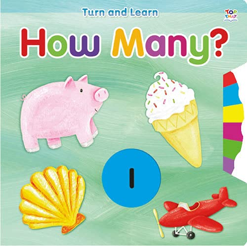 Turn & Learn - How Many (Turn and Learn): Nat Lambert