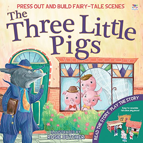9781782448990: The Three Little Pigs (Junior Press Out & Build)