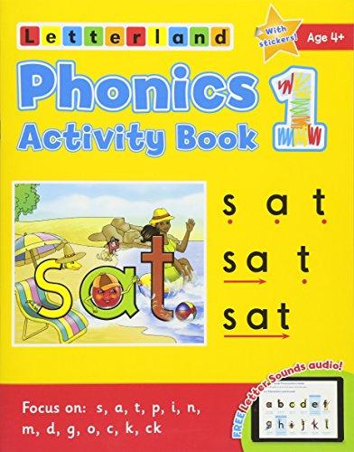 9781782480938: Phonics Activity Book 1