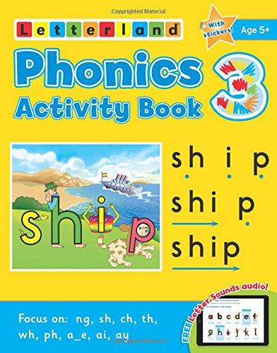 9781782480952: Phonics Activity Book 3