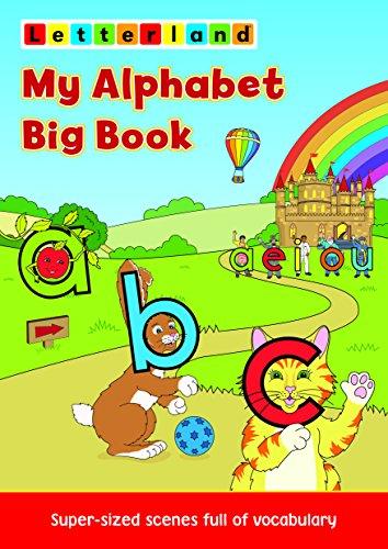 My Alphabet Big Book: Holt, Lisa