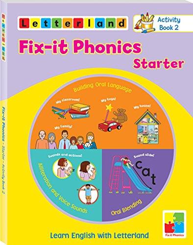 Fix-it Phonics - Starter Level - Student Book 2: Lisa Holt
