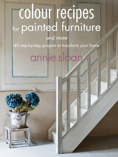 9781782490326: Colour Recipes for Painted Furniture and More