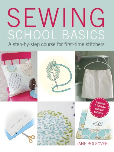 9781782490890: Sewing School Basics: A step-by-step course for first-time stitchers