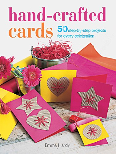 Hand-Crafted Cards: Emma Hardy