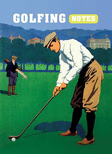 Golfing Notes (Journal): CICO Books